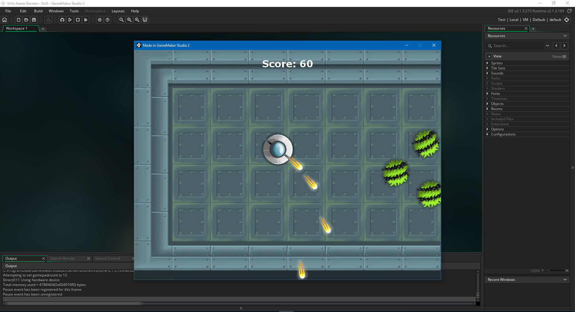 GameMaker Studio 2 Tutorial: A Simple Guide to GMS 2 ...